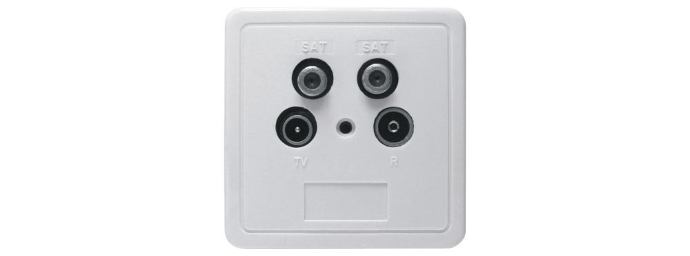 axing ssd 4 00 twin sat kabel tv radio modem dose mmd stichdose 2db r ckwegtauglich aufputz. Black Bedroom Furniture Sets. Home Design Ideas