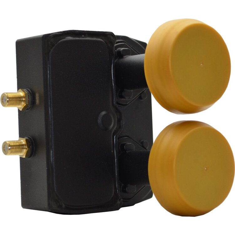 Micro New Gold Edition Monoblock Twin LNB 0,1db