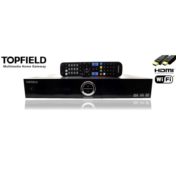 Topfield SRP-2401CI+ Eco, Smart Urban Android, Smart Pro Android. Mini PVR Android