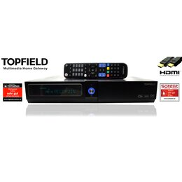 Topfield SRP-2401CI+ Eco, Smart Urban Android, Smart Pro...