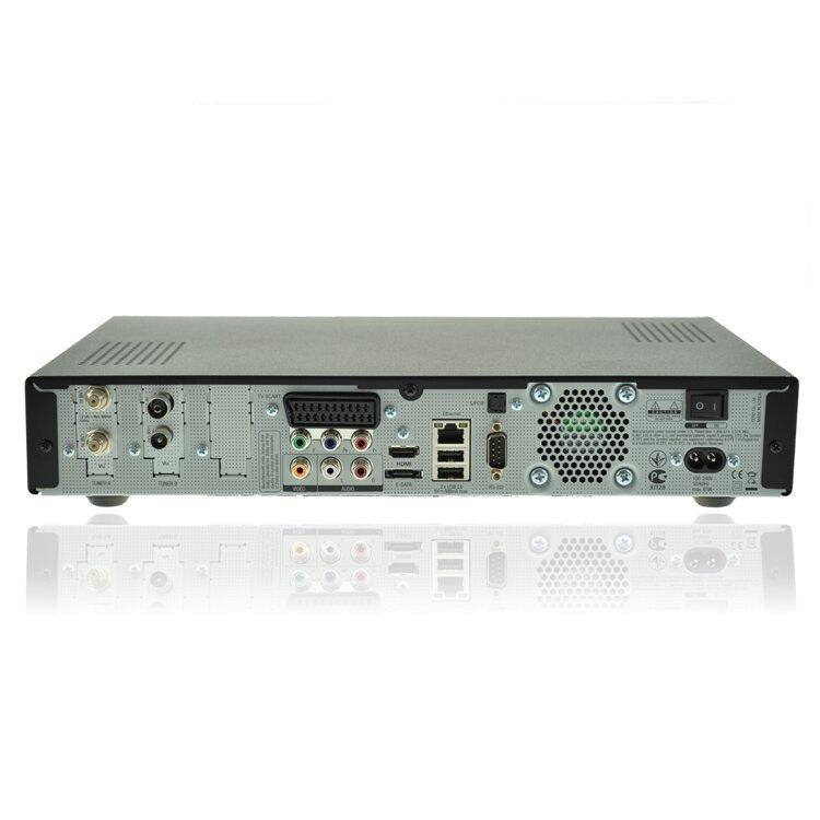 VU+ Duo2 HDTV Linux Enigma2 Receiver WIFI GigabitLAN PVR Timeshift Hardware  Transcoding