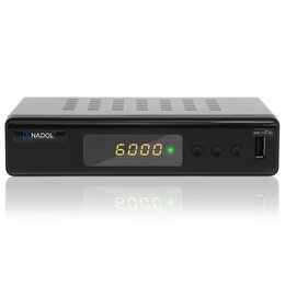 Anadol ADX 111c HD digitaler Full HD Kabel-Receiver...