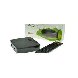 Infomir MAG 410 UHD 4K Video Android IPTV Receiver mit...