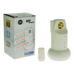 NA-Digital 101 SINGLE LNB LNC 1 Teilnehmer 0,1 db 40 mm...