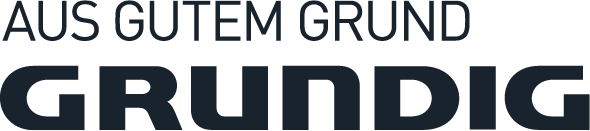 Logo des Herstellers Grundig