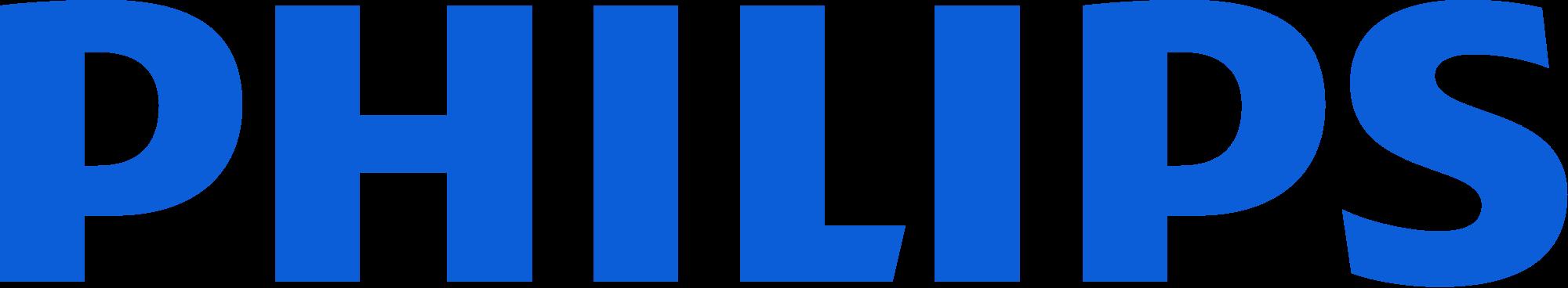 Logo des Herstellers Philips